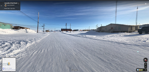 google-arctic