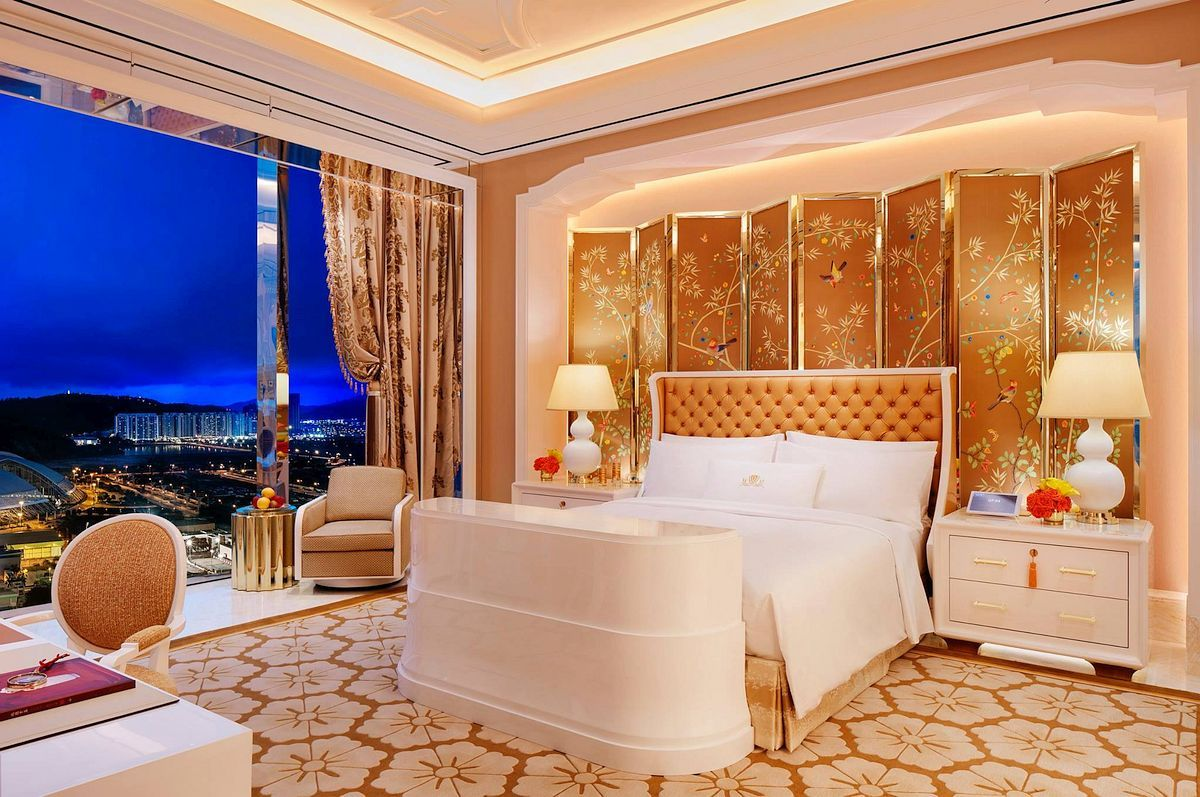 Steve Wynn S Latest Masterpiece In Cotai Macau
