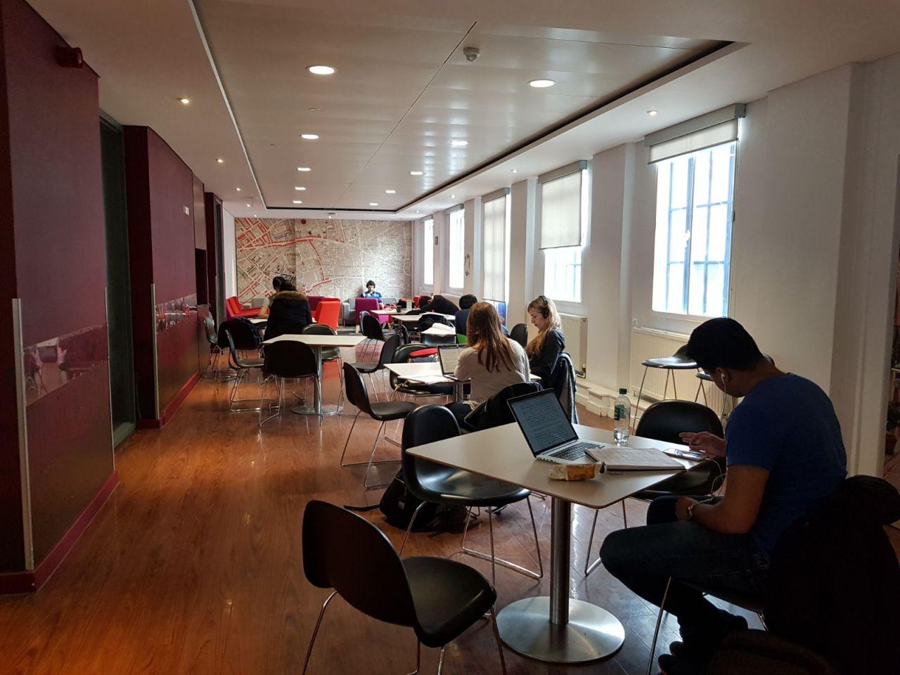 LSE Students' Union — New Undergraduate Common Room