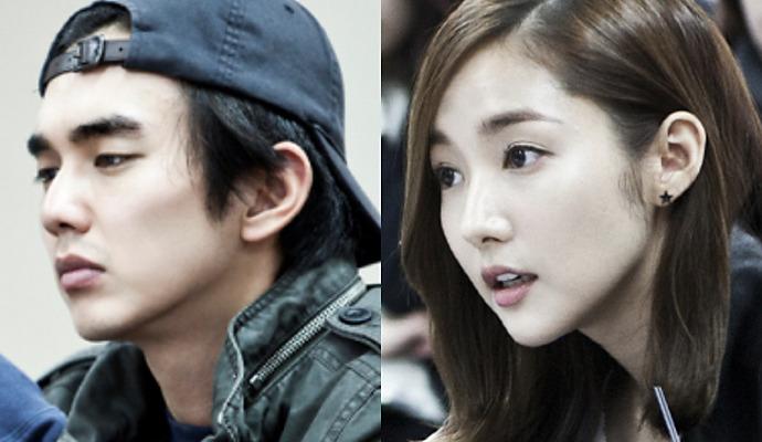 missing Yoo Seung Ho