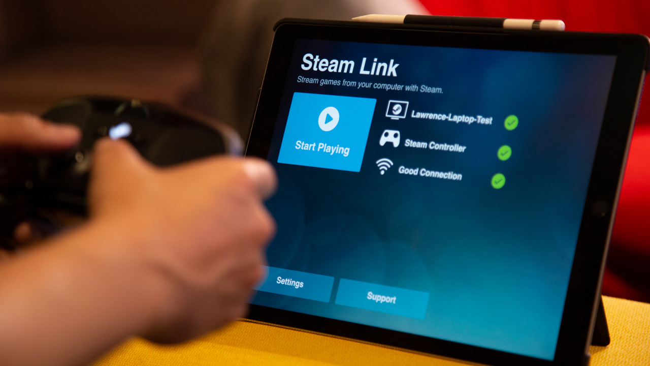 How to Set Up Steam Link on iPhone, iPad, and Apple TV