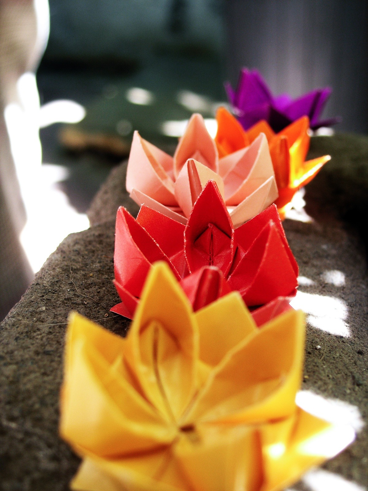 Origami Octagonal Tato / Origami Coaster Tutorial - DIY - Paper ... | 1600x1200