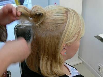 Festliche frisuren kurze haare anleitung