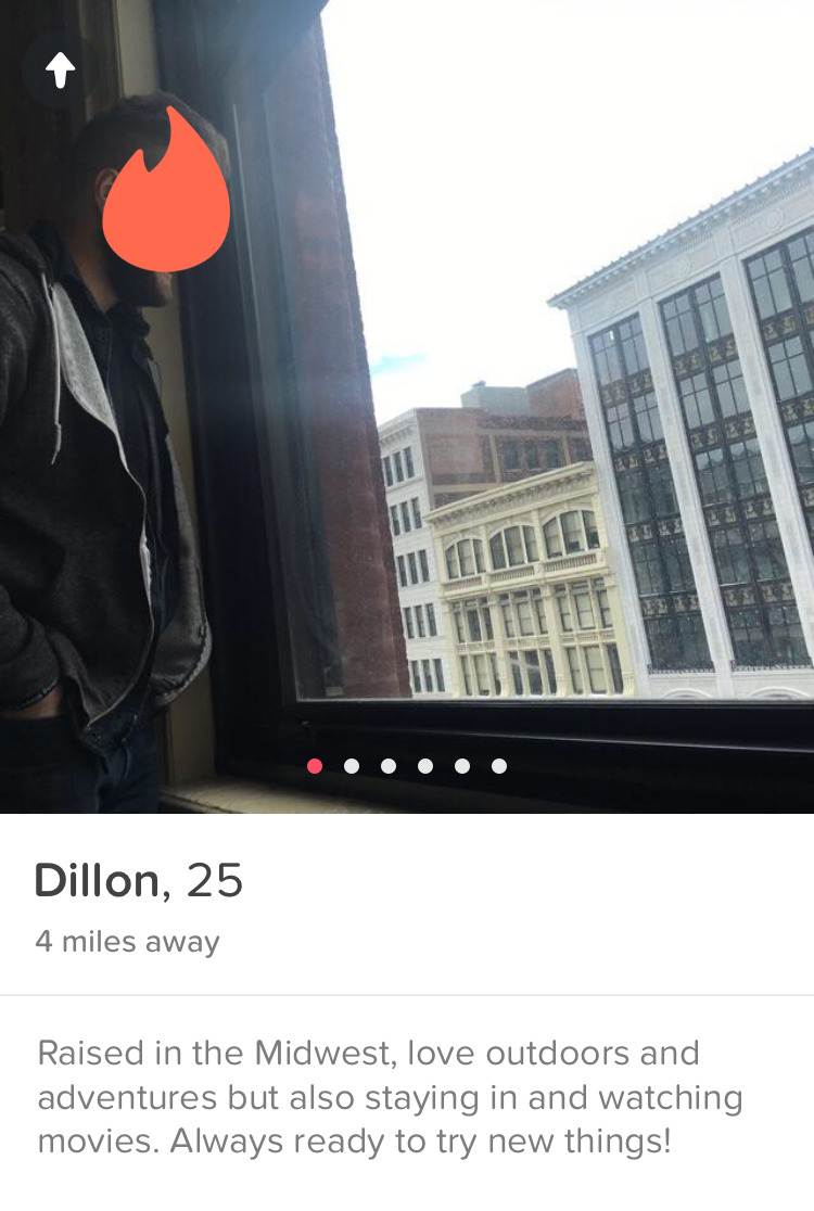 Can't Stop Swiping — [Tinder] Date #15: Dillon