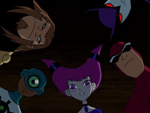 Teen Titans Lightspeed