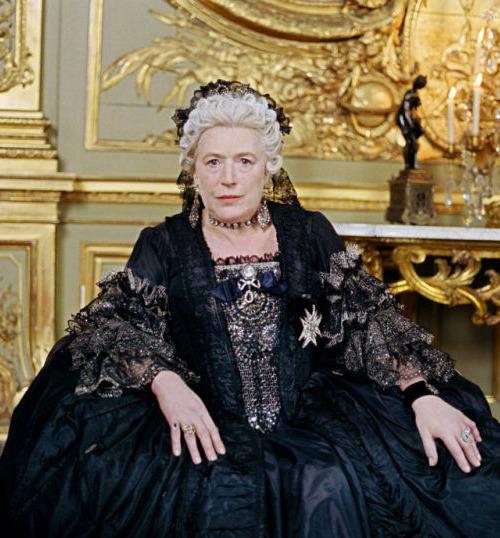 Marianne Faithfull as Maria Theresa in Marie Antoinette (2006)