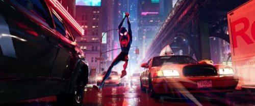 'Spider-Man : Into the Spider-Verse' Directors...