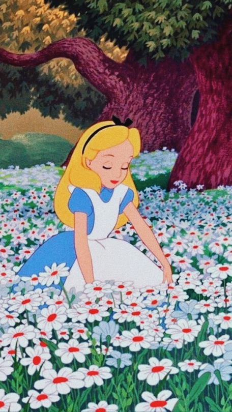 Alice In Wonderland Wallpaper.Alice In Wonderland Lockscreens Tumblr