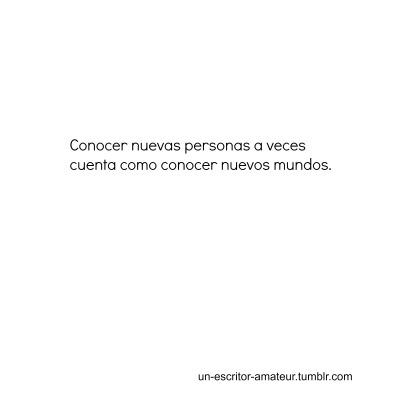 Nuevas Personas Tumblr