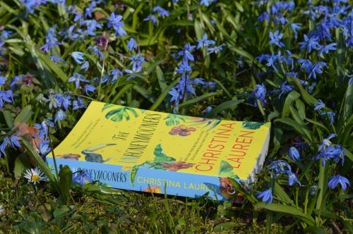 the unhoneymooners within blue flowers