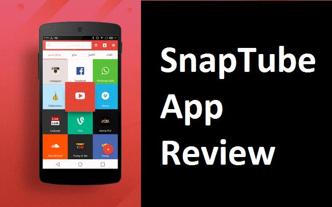 snaptube app review