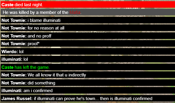 A Blog For Actual Town Of Salem Game Experiences