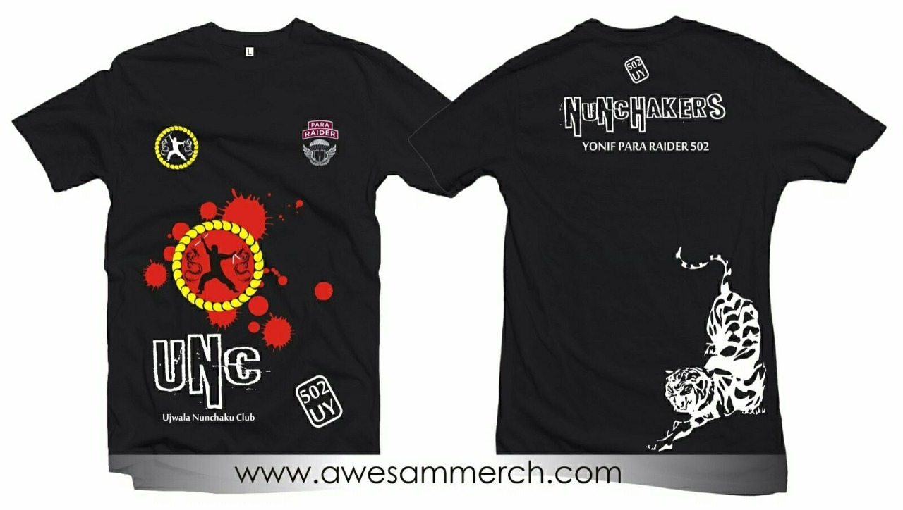 AweSam Merchandise AweSam Merchandise Malang Custom