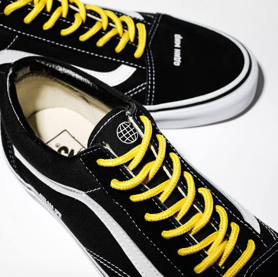 """461506c68b Another preview of the  coutie com x Vans Old Skool """"One World"""" Custom…"""