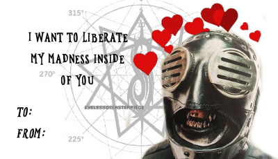 Anti Valentines Card Tumblr