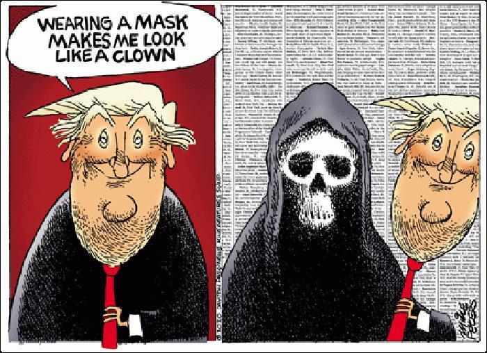 (cartoon Mike Peters)