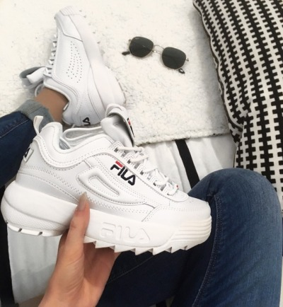 Fila Disruptor Tumblr full