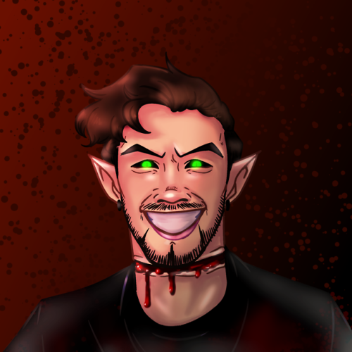 antisepticeye jacksepticeye septicart my art visual art digital art jse jse egos jse community anti master <3 all hail the king