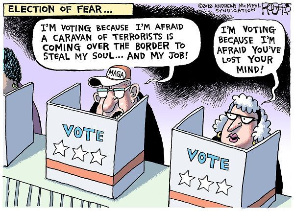 (cartoon by Rob Rogers)