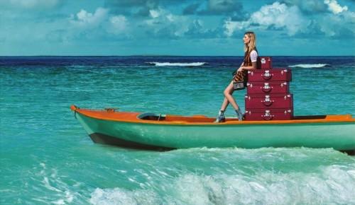 louis vuitton lv lvmh julia nobis spirit of travel liya kebede Maartje Verhoef patrickdemarchelier travel video film fashion film lv trunk cr cr fashion book