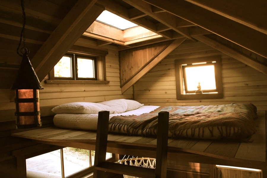 small tiny home ideas - This photo is very important to me. Mini Humble...