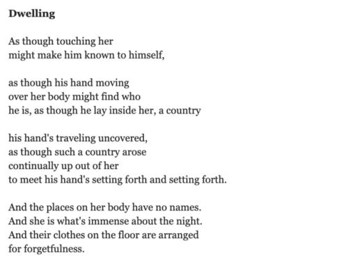 "Li-Young Lee,""Dwelling"" #li young lee #words"