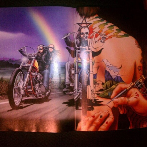David Mann painting, centerfold Easyriders Oct. 1991 #deanmachineusa #motorcycleartworks #davidmann #painting #centerfold #motorcycle #motorcycles #instamotorcycle #harleydavidson #motorcyclepicture #motorcycles#deanmachineusa#instamotorcycle#centerfold#motorcycle#motorcycleartworks#motorcyclepicture#painting#harleydavidson#davidmann