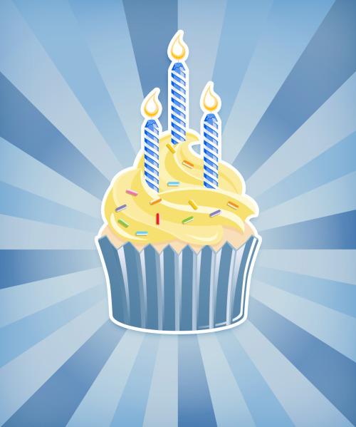 Allegra M. Sinclair turned 3 today! #tumblr birthday#tumblr milestone