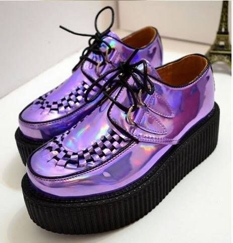 Holographic Creepers Tumblr
