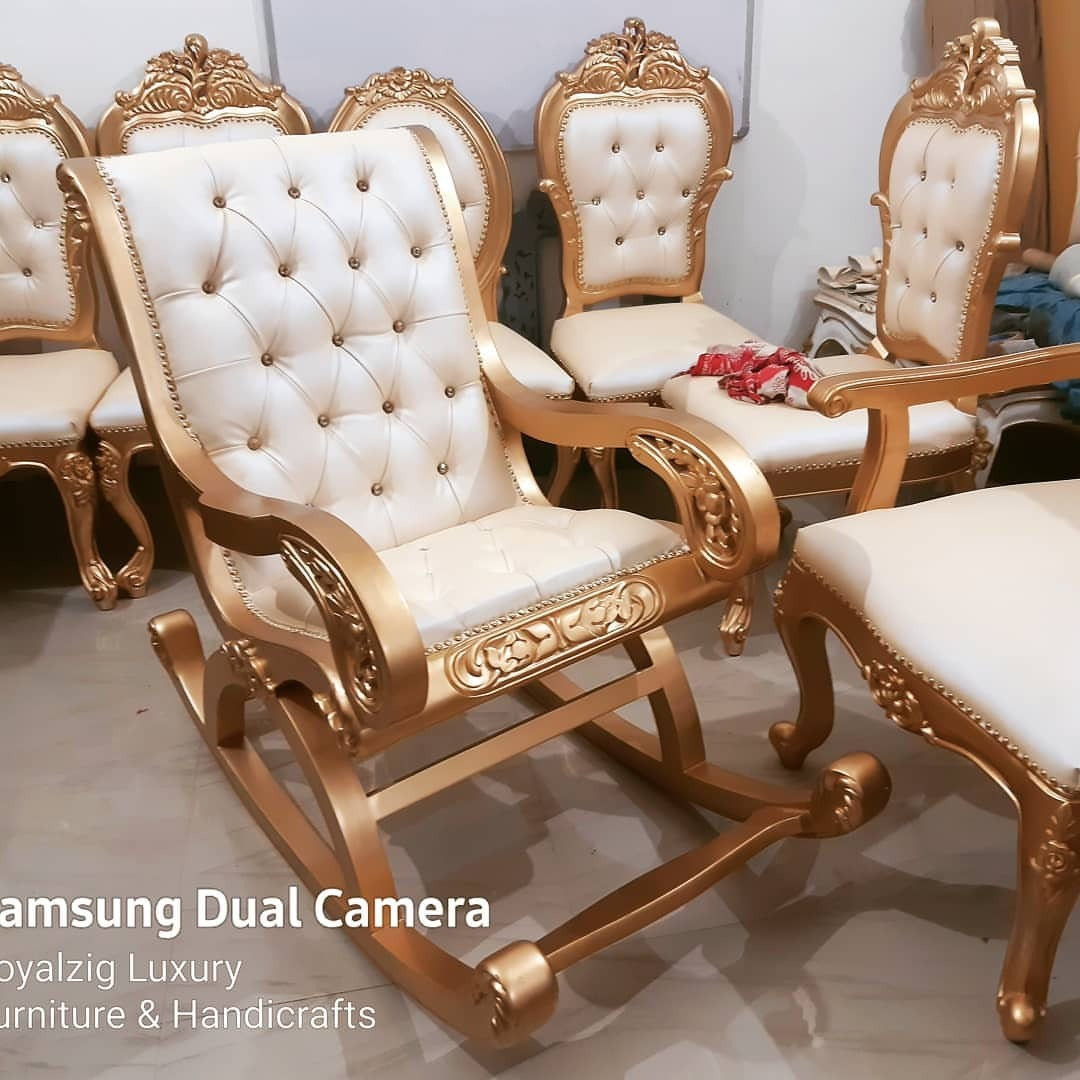 Sensational Royalzig Luxury Designer Hand Carved Furniture Cjindustries Chair Design For Home Cjindustriesco