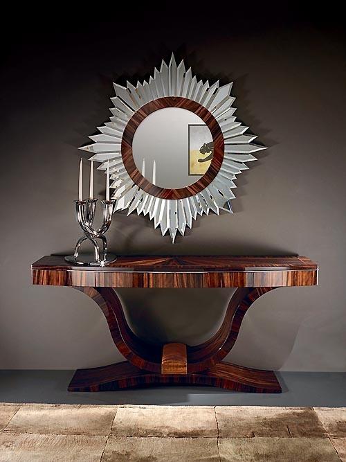 Taylor Llorente -Art Deco Console table