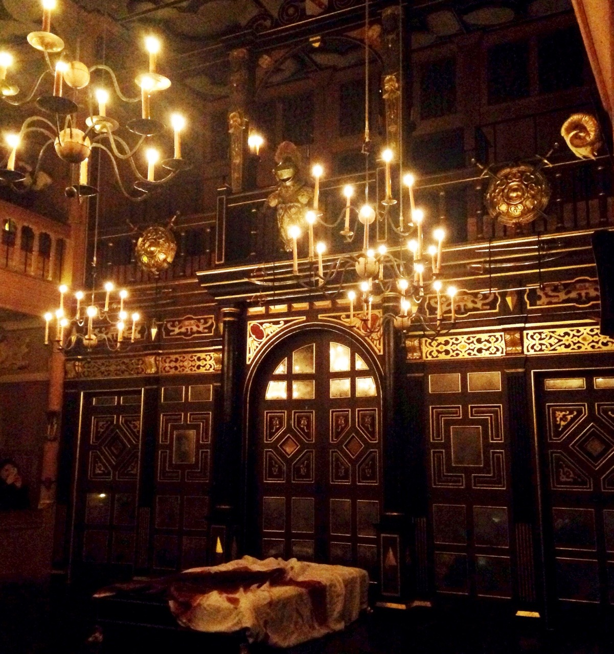 Shake your speare over here — Othello at the Sam Wanamaker