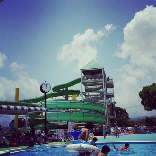 fujinomiya_pics プール開き 市民プール poolside 2018summer 富士宮 プール fujinomiya pool civic