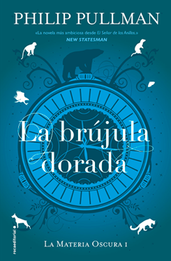 """"""" Lyra Belacqua y su animal daimonion llevan una vida un tanto salvaje y despreocupada entre los alumnos del Jordan College de Oxford. El destino que la aguarda la conducirá a las heladas tierras del Ártico, donde reinan los clanes de brujas y los..."""