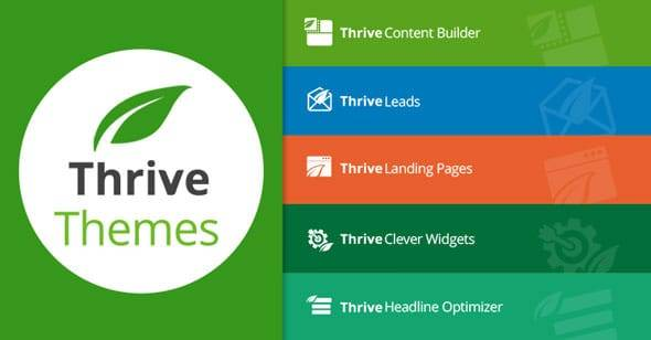 Thrivethemes Full Plugins Pack – Updated Nulled