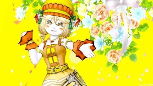 ❦ 幸福な黄色の国の若奥様 ❦