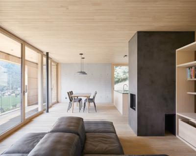 House Wünster / Firm Architektenph: Adolf Bereuter