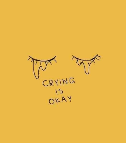 @weheartit #crying#its okay#its ok#i can #i can do this #sad#sadness#depression#lonely#alone#depressed#feeling#feelings