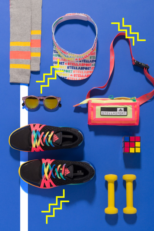 story:Summer in style adidas StellaSport SS16 Summer Style
