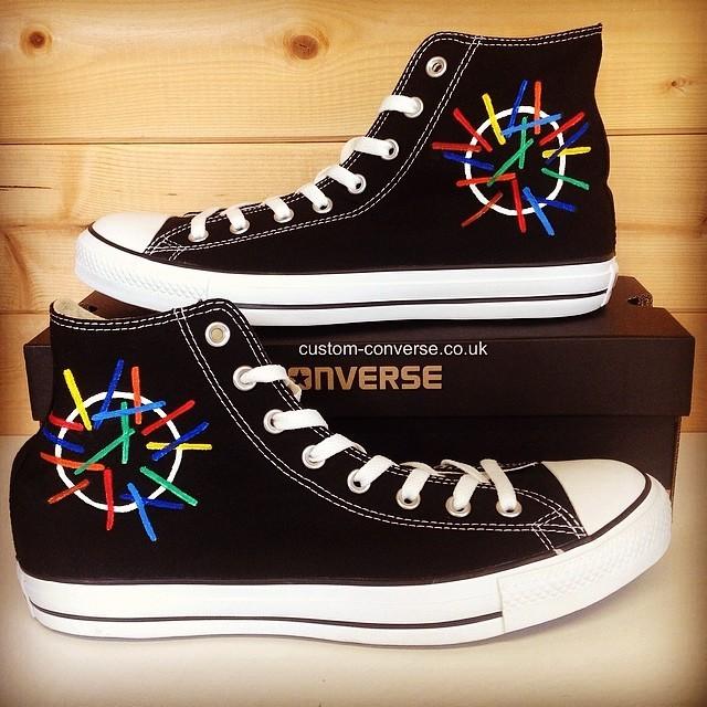 Sounds of the Universe Depeche Mode Converse