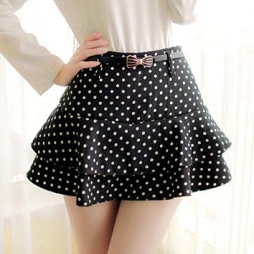 polka dot mini skirt | Tumblr | 500 x 500 jpeg 44kB