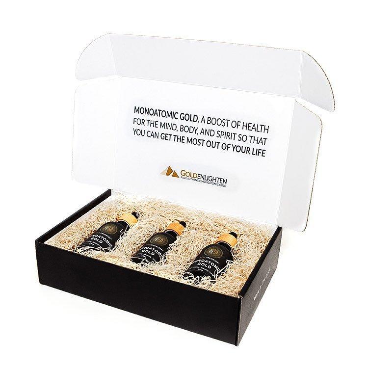 Buy MonoAtomic Gold