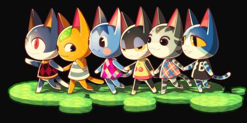 Hurt N Heal Cat Edition Animal Crossing New Leaf Forum Ac