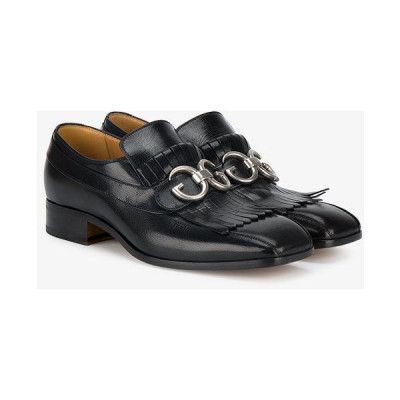 aa39d958c t.umblr.com/redirect · Gucci Novel Fringed Loafers ❤ liked on Polyvore ...
