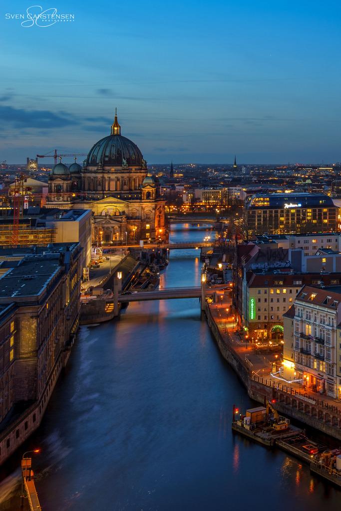 Allthingseurope: Berliner Dom, Germany (by Sven Carstensen)