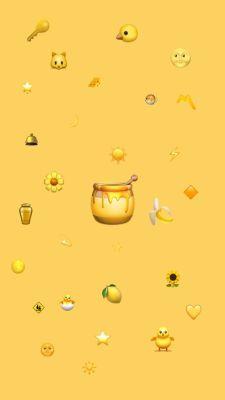 Aesthetic Wallpaper Tumblr Kuning