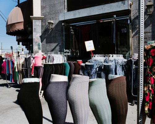 npr american made los angeles fashion district fashion industry kelly mcevers david greene