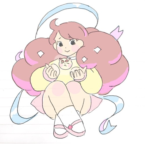 bee and puppycat bee puppycat cartoon hangover natasha allegri my art digital