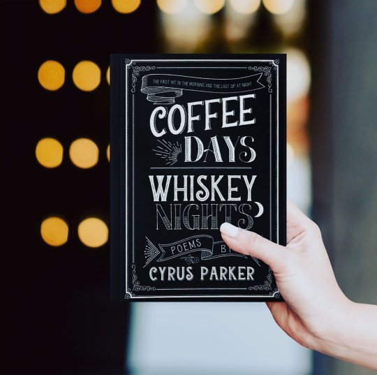 I'm so happy to announce that my upcoming poetry collection coffee days whiskey nights is coming to you September 8th, 2020 from...