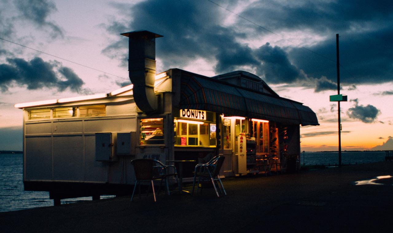 Donut Hut [Southend on Sea, UK, 2012]